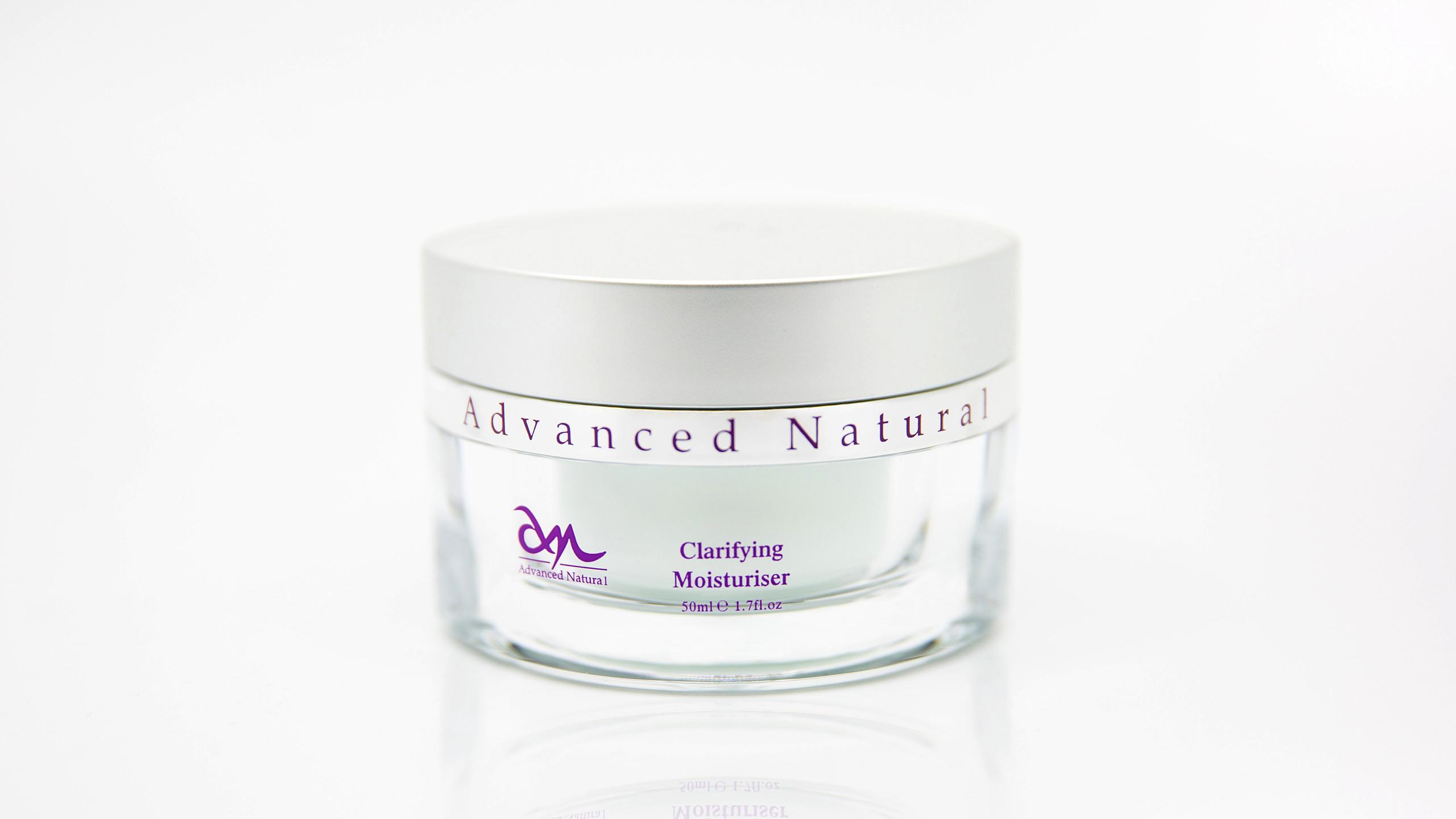 natural skin care moisturiser