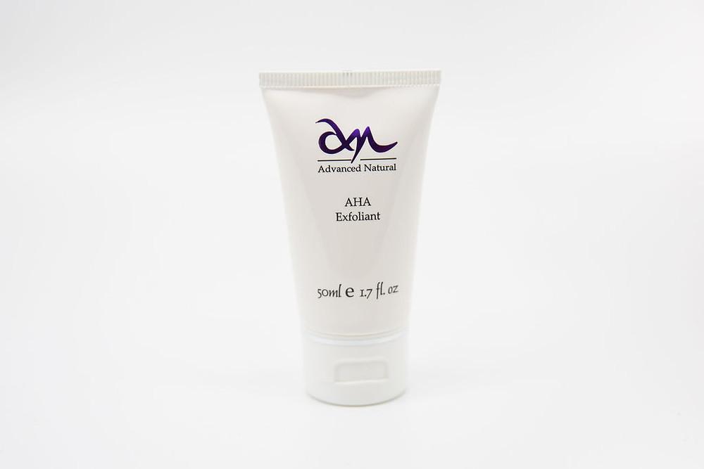 AHA skin care | AHA exfoliant