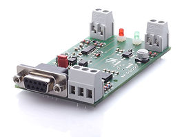 Slave-Level-Converter (PW001) | Relay Australia | M-Bus | Automation Industries
