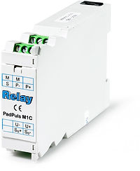 PadPuls M1C | Relay Australia | M-Bus | Automation Industries
