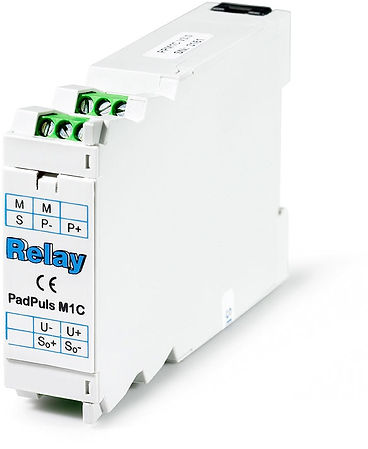 PadPuls M1C | Relay Australia | M-Bus | Automation Industries