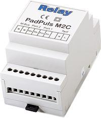 PadPuls M2C | Relay Australia | M-Bus | Automation Industries