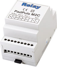 PadPuls M2C | Relay Australia | M-Bus | Automation Industries