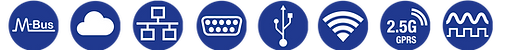 WebLog 250 Icons | Relay Australia | M-Bus | Automation Industries