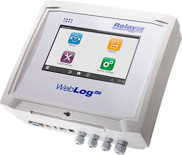 WebLog 250   Relay Australia   M-Bus   Automation Industries