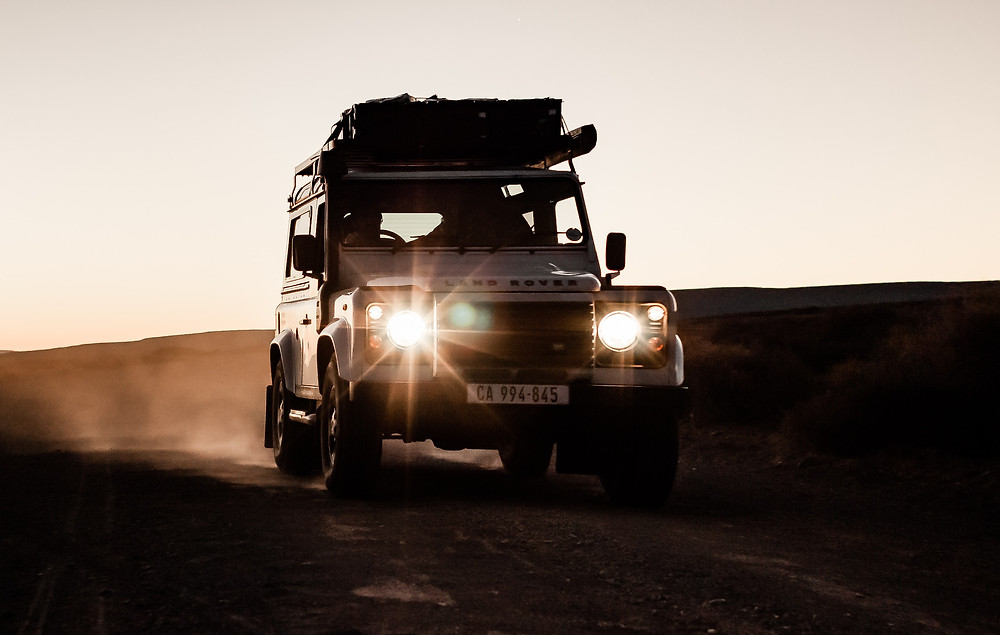 off-roading checks | check your tyres before going off-road