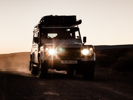 Preparing your 4WD and its Tyres for an Off-road Adventure