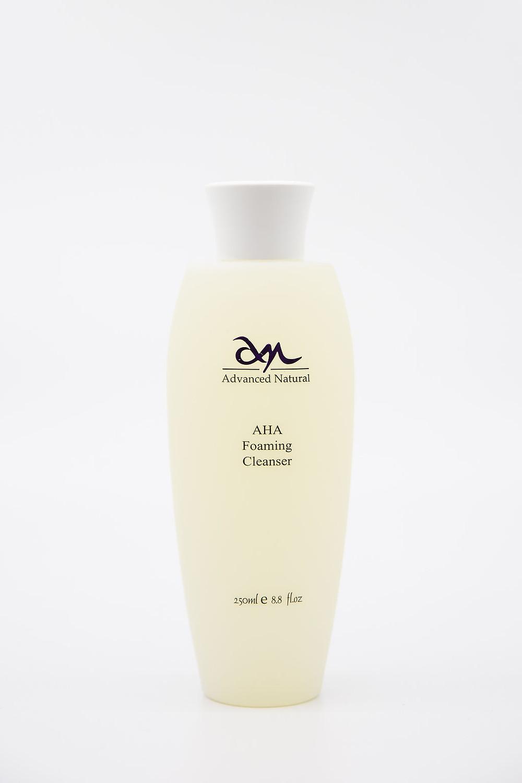 Natural AHA skin care