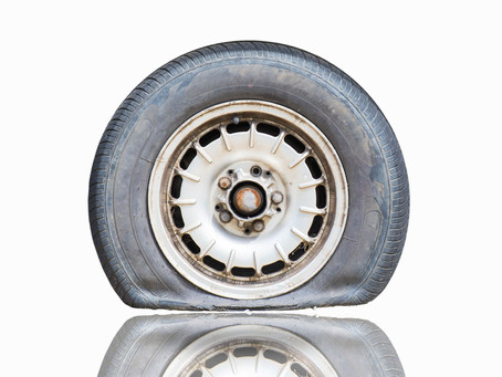 Common causes of tyre damage and how to avoid them