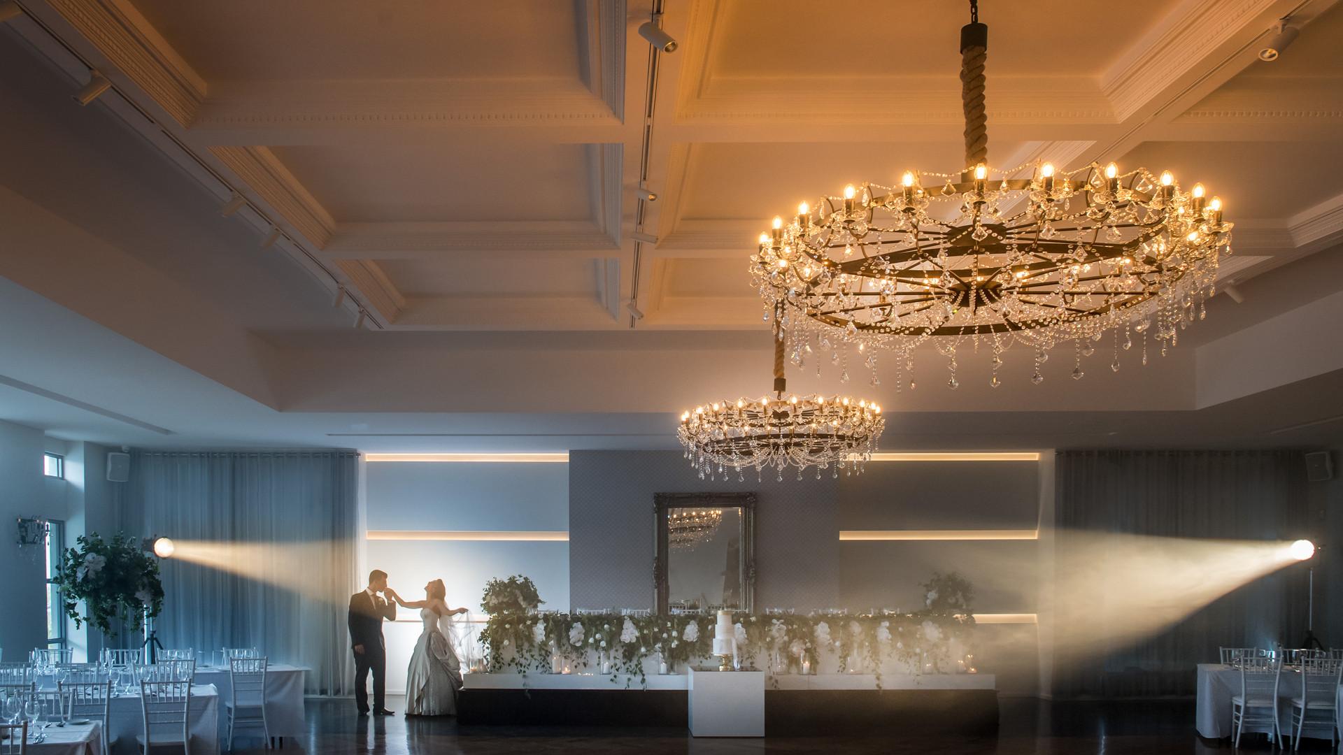 Beautiful Ballroom | Meadowbank Estate | Wedding Venue | Campbellfield