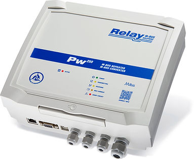 Level-Converter PW 250 | Relay Australia | M-Bus | Automation Industries