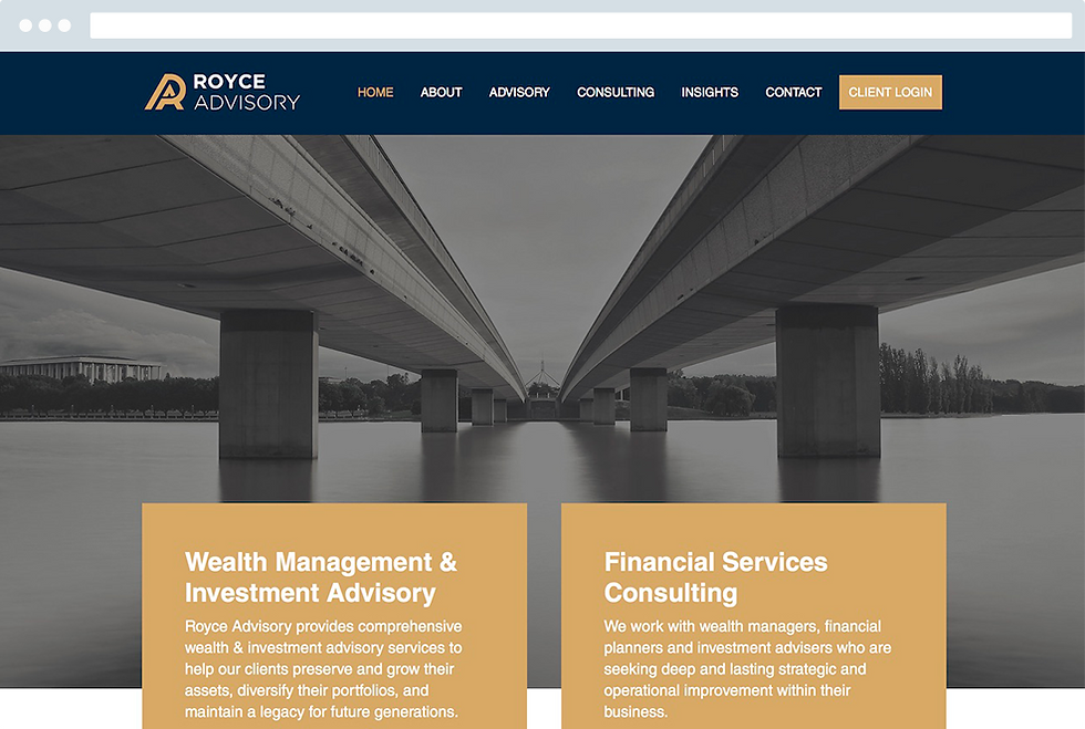 Digital Marketing Agency For Financial Service Firms