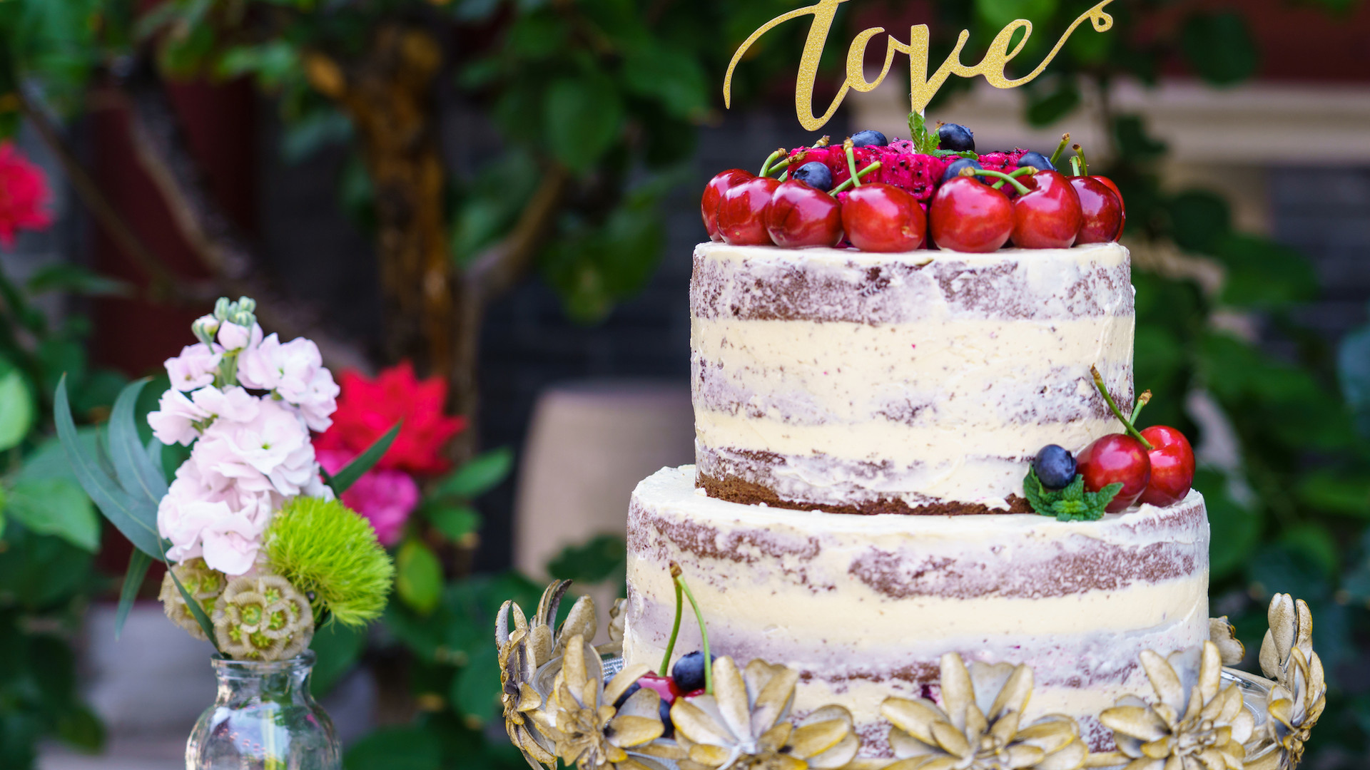 Beautiful Wedding Cake | Meadowbank Estate | Wedding Venue | Campbellfield