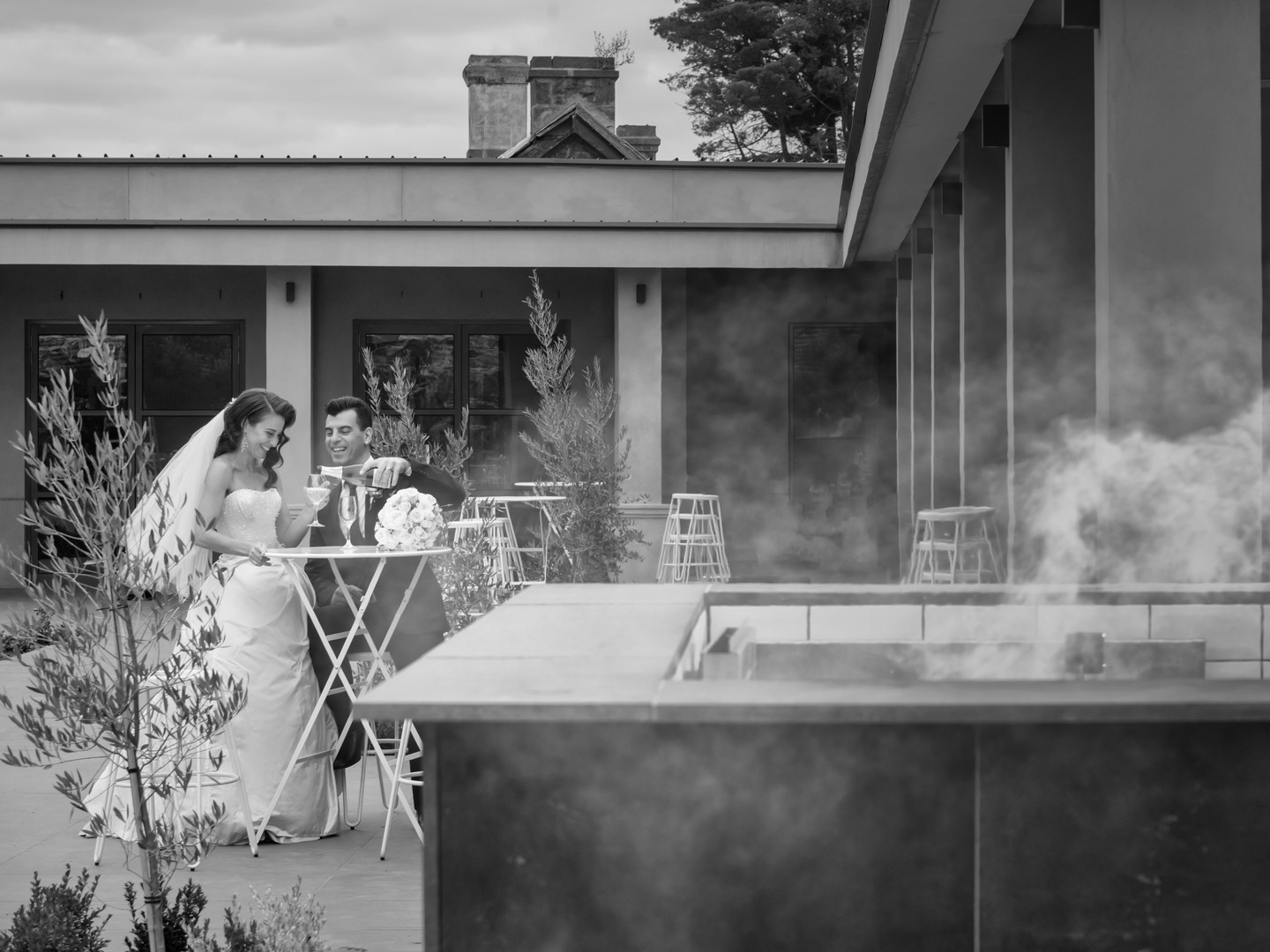 Wedding Champaign | Meadowbank Estate | Wedding Venue | Campbellfield