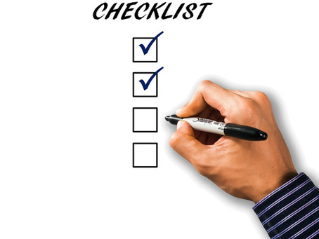 The ultimate tyre buying checklist!