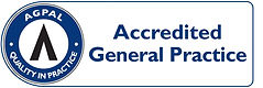 JPEG format AGPAL accredited gp symbol.J