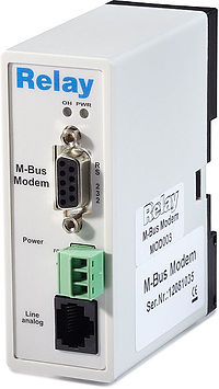 M-Bus Modem | Relay Australia | M-Bus | Automation Industries