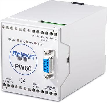 Level-Converter PW60 | Relay Australia | M-Bus | Automation Industries