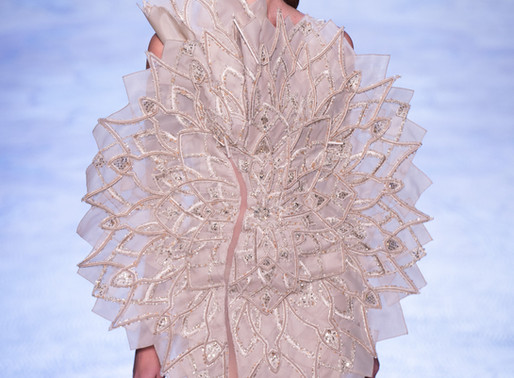 Tony Ward SS20 Couture «REVIVE»
