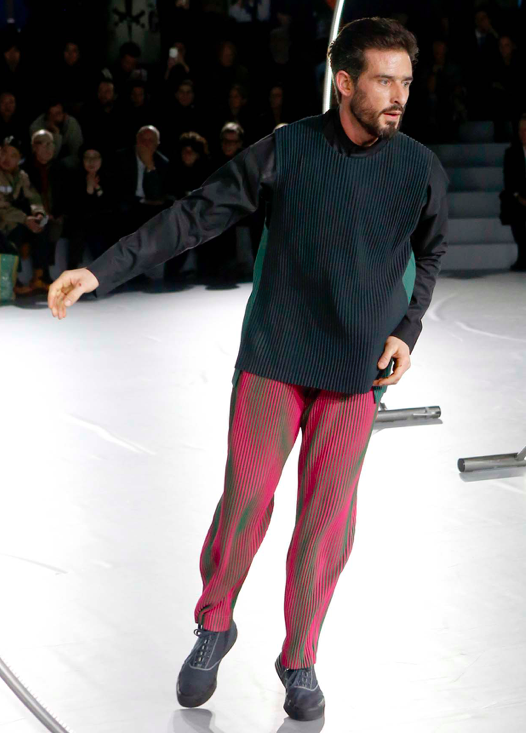 HOMME PLISSÉ ISSEY MIYAKE AW 2020