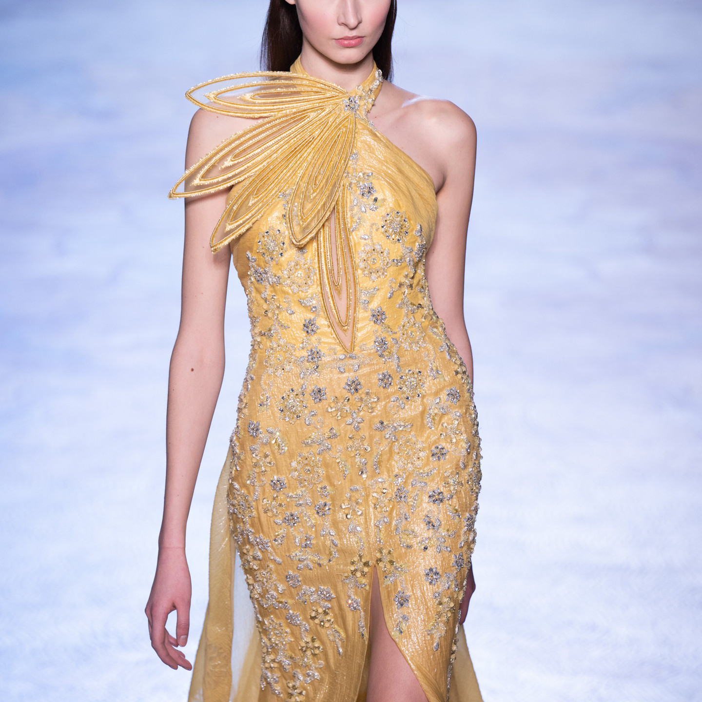 Tony Ward SS20 Couture REVIVE Photographed by Antonio SO