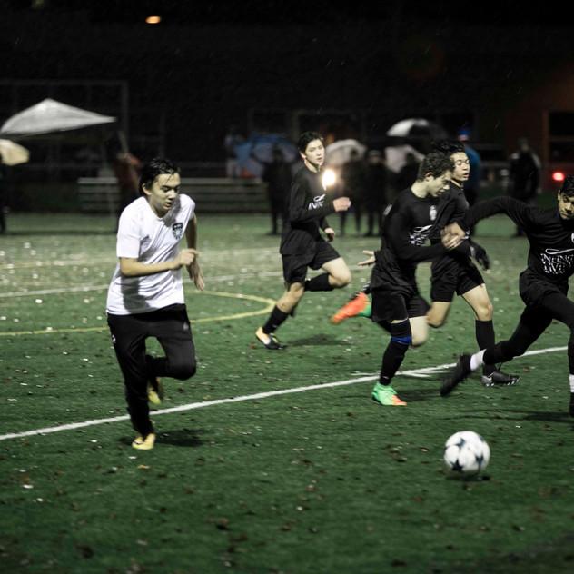 Soccer Games Cran Cup MBSOS Academy
