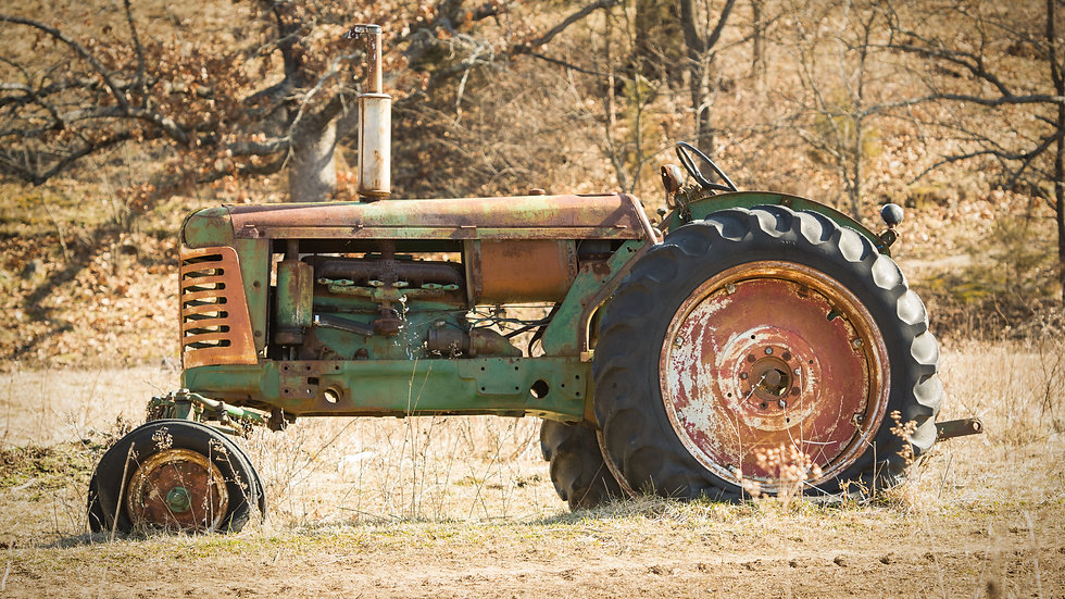 A Dirty Tractor Package