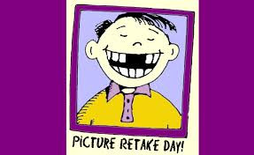 School Picture Re-takes