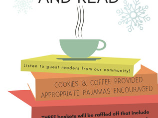 Snuggle Up & Read Event