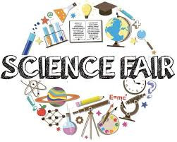 THE SCIENCE FAIR IS COMING!