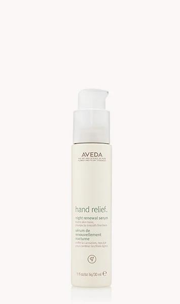 hand relief™ night renewal serum