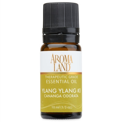YLANG YLANG #3 ESSENTIAL OIL 10ML. (1/3OZ.)