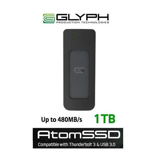 モバイルSSD GLYPH Atom SSD 1TB