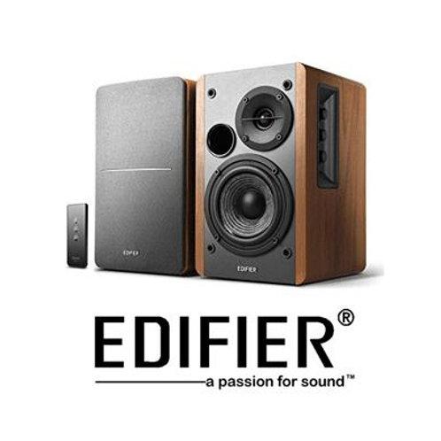 小型スピーカー Edifier R1280T (アンプ内蔵型)