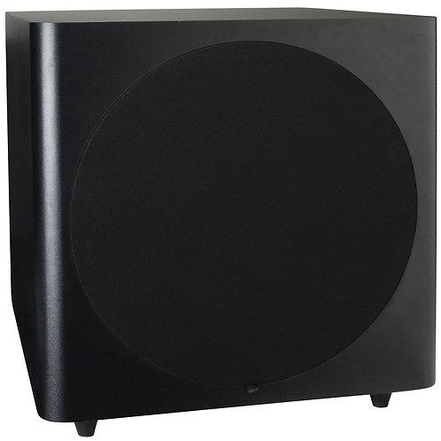 サブウーファー Dayton Audio SUB-1200(120Wアンプ内蔵型)