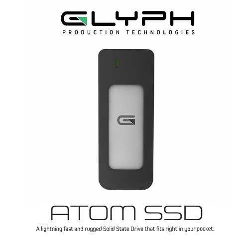 モバイルSSD GLYPH Atom SSD 2TB