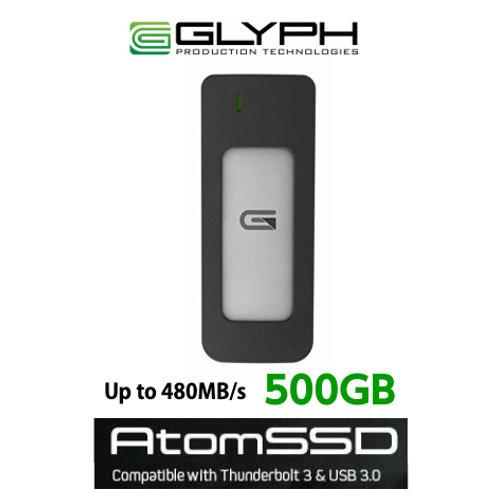 モバイルSSD GLYPH Atom SSD 500GB