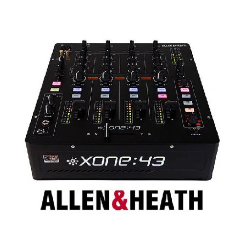 アレン&ヒース・XONE:43