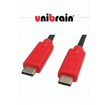 unibrain製 USB 3.1 Type-C to Type-C ケーブル