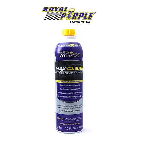 ロイヤルパープル 超高性能 燃料洗浄剤 マックスクリーン