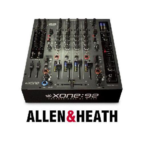 アレン&ヒース・XONE:92