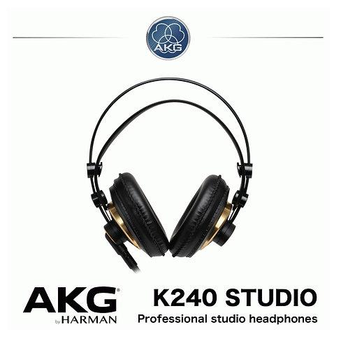 ヘッドホン AKG K240 Studio