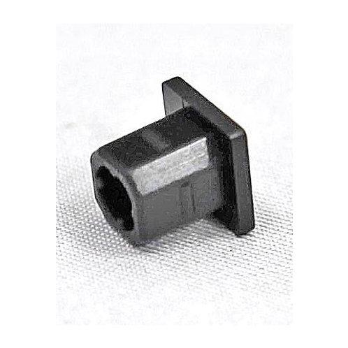 S/PDIF 光音声端子用キャップ(黒) つまみなし  S/PDIF 光音声端子用キャップ(黒) つまみなし