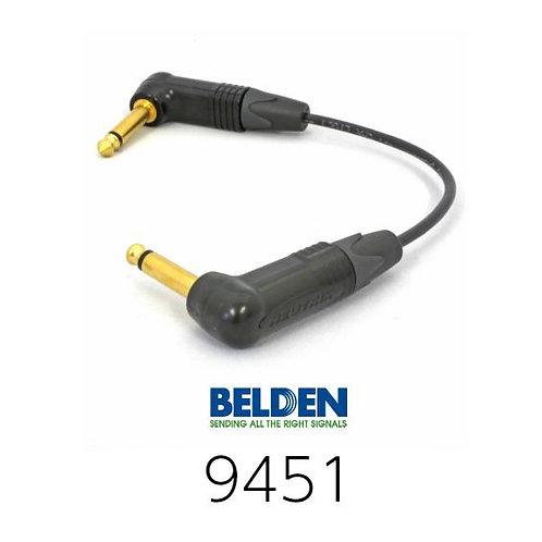 BELDEN ベルデン 9451 エフェクター用パッチケーブル