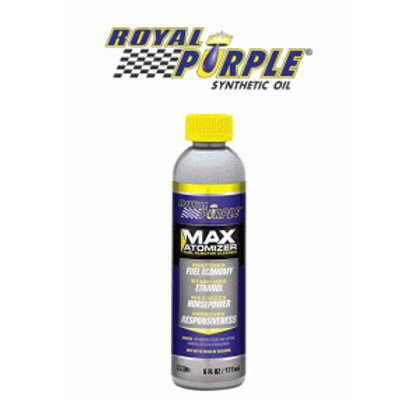 ロイヤルパープル 超高性能 燃料洗浄剤 マックスアトマイザー