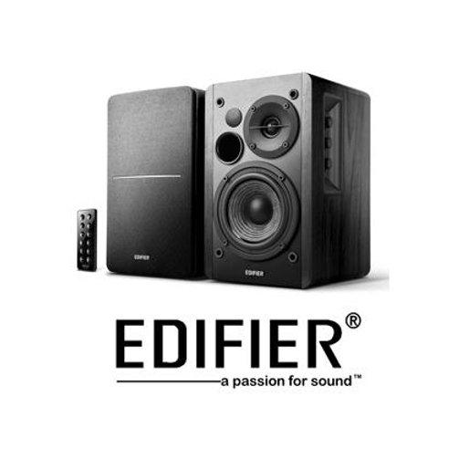 小型スピーカー Edifier R1280DB (アンプ内蔵型)