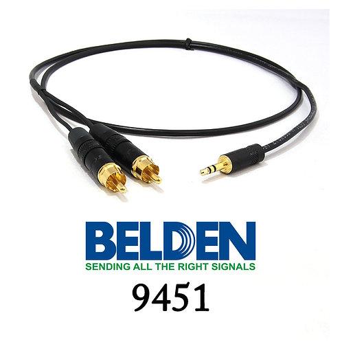 iPhone / パソコン用ケーブル BELDEN ベルデン 9451
