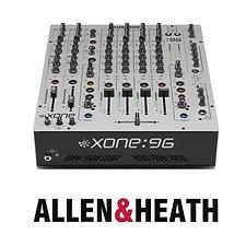 アレン & ヒース: Xone 96