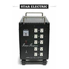 プロケーブル製 ダウン&アイソレーション・電源トランス、3000W・200V専用仕様
