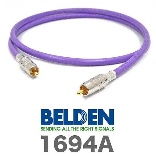 BELDEN ベルデン 1694A(紫)